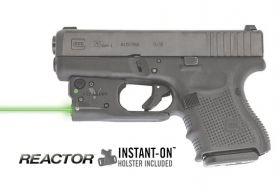 Viridian Reactor 5 Green Laser Sight For Glock 26/27