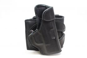 Smith and Wesson Model 586 L-Comp K-FrameRevolver 3in. Ankle Holster, Modular REVO Right Handed