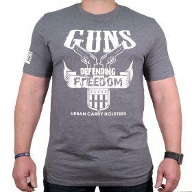Guns Defending Freedom
