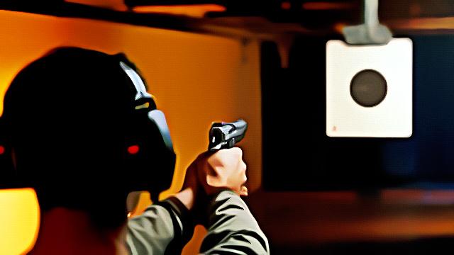 firing at range