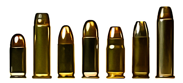 compare caliber of bullets