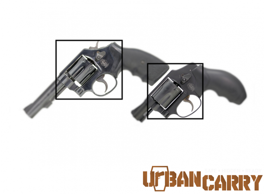 Framed: Revolver Sizes & What They Mean