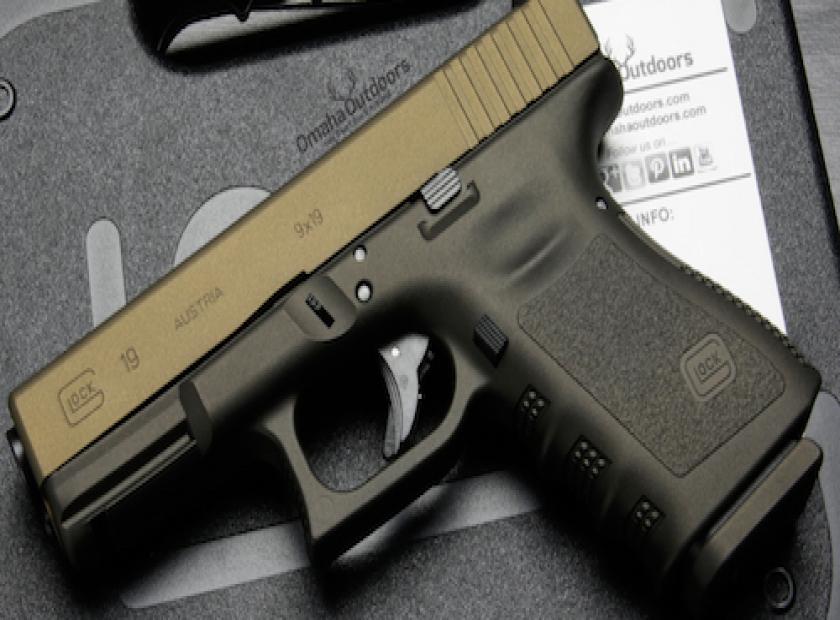 Glock 19 Concealed Carry Holster