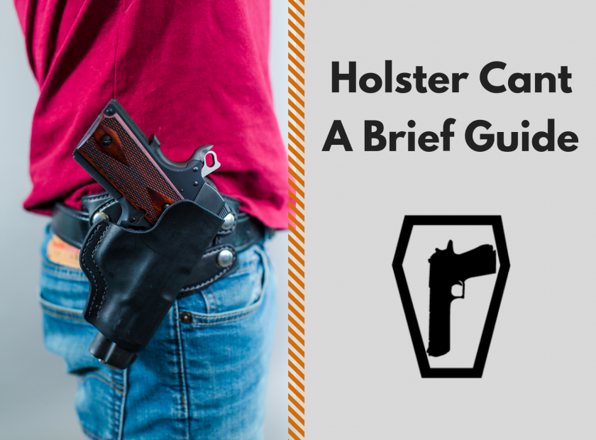 I Cant Even: A Brief Guide to Holster Cant