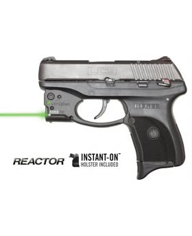 Viridian Reactor 5 Green Laser Sight For Ruger LC9, LC9s or LC380
