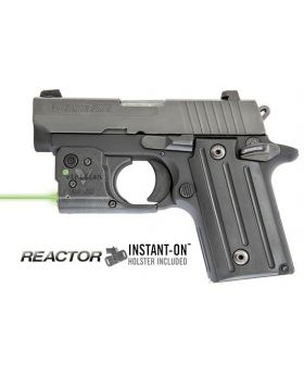 Viridian Reactor 5 Green Laser Sight For Sig P238 & P938