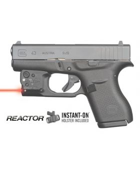 Viridian Reactor 5 Red Laser Sight For Glock 43