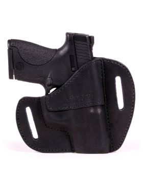 OWB Carry Pro for Shield 9, Shield 40, XDs, Glock 42, 43, Ruger LC9, SR22