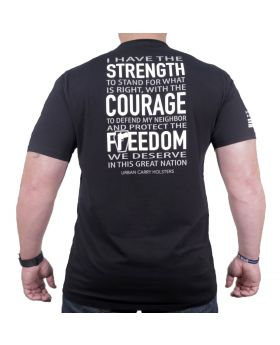 Strength. Courage. Freedom. T-Shirt
