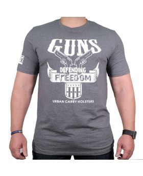Guns Defending Freedom