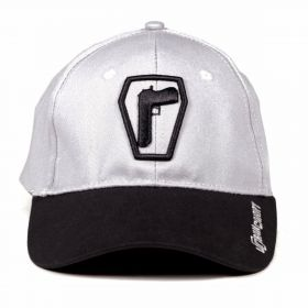 Urban Carry Flex Fit Black and Grey Hat
