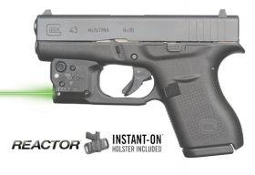 Viridian Reactor 5 Green Laser Sight For Glock 43