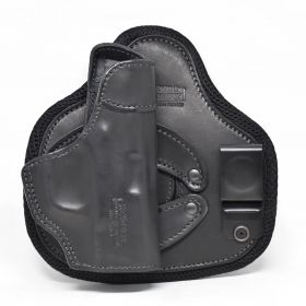 Smith and Wesson Model 637 PowerPort J-FrameRevolver 2.1in. Appendix Holster, Modular REVO Right Handed