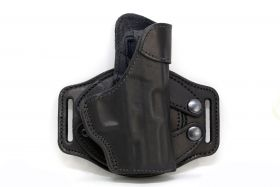 Smith and Wesson Model 340 PD J-FrameRevolver 1.9in. OWB Holster, Modular REVO Left Handed