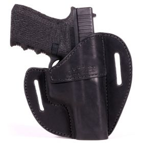OWB Glock 19, 23, 32, 36 (with or w/out rail) - Carry Pro