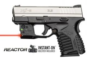Viridian Reactor 5 Red Laser Sight For Springfield XDS