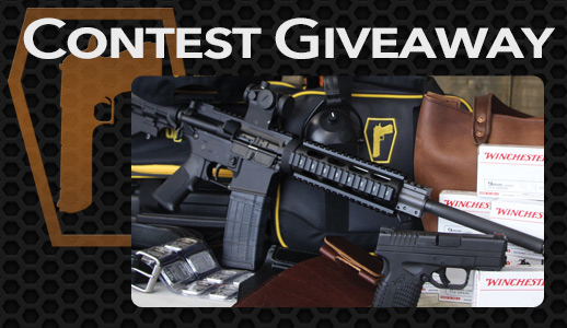 button gun contest Giveaway