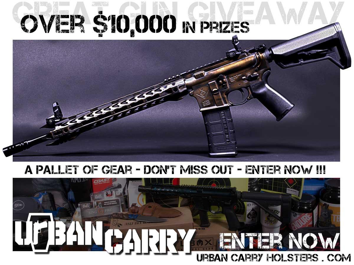 huge free gun giveaway