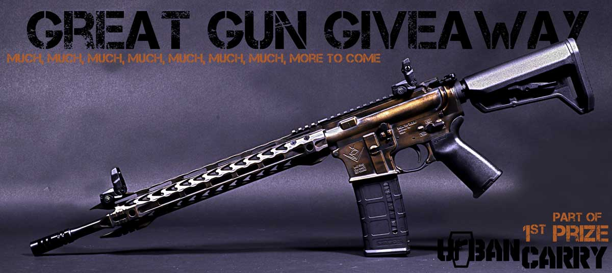 Great Gun Giveaway